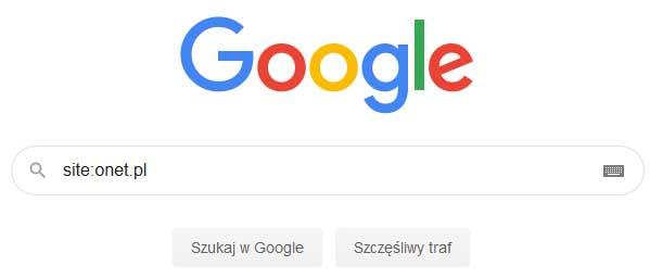 Sposób na sprawdzenie co Google wie o Twojej stronie