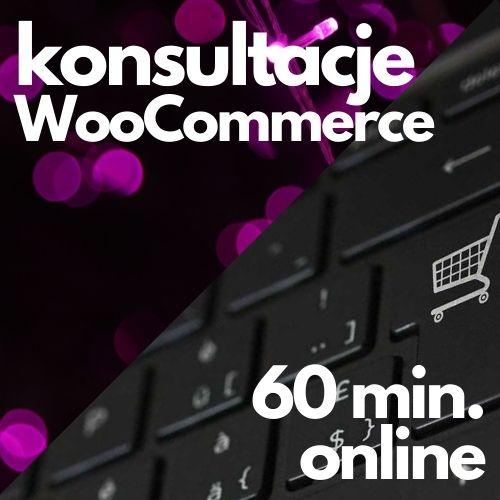 Konsultacje sklepy WooCommerce (60 min. online)