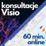 Konsultacje online Microsoft Visio (60 min.)