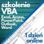 Szkolenie online makra VBA program indywidualny (1 dzień)