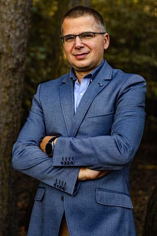 Tomasz Urbański, Microsoft Certified Trainer, WordPress, SEO, VBA, PHP