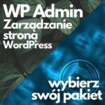 Program WP Admin - Zarządzanie stroną WordPress